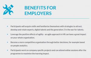 ESCP Europe, Talent Management Institute, New Work